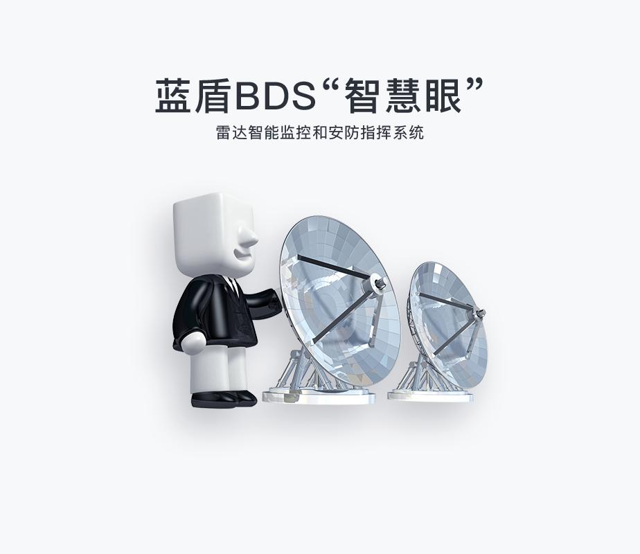 """蓝盾DBS""""智慧眼"""""""